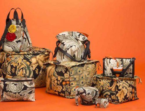擁有170年歷史的國際皮具品牌Loewe