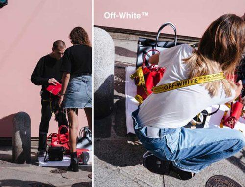 街頭潮流的奢侈品牌Off-White